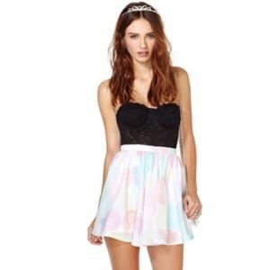 Nasty Gal Bubble Skirt  new with tags